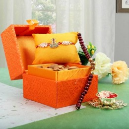 Health N Wealth Rakhi Hamper