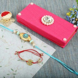 Designed For Love Rakhi Hamper