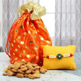 Graceful Rakhi Hamper