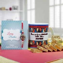 Best Brother Rakhi Hamper