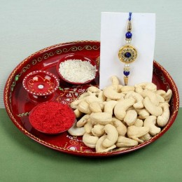 Celebration Cashew Nuts with Rakhi