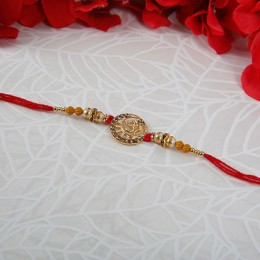 Aum Diamond Rakhi