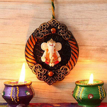 Unique Ganesha Wall Hanging
