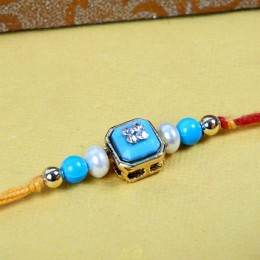 Blue Magnificent Rakhi