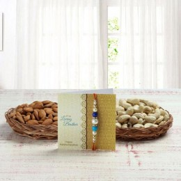 Cheerful Rakhi Hamper