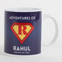 Personalized Mug for Adventurous Buddy