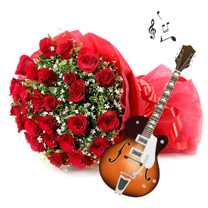 Musical Charm of Affection-30 roses