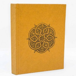 TARAgram Lovely Handmade Paper Etching Diary
