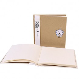 TARAgram Printed Notebook Dog Design