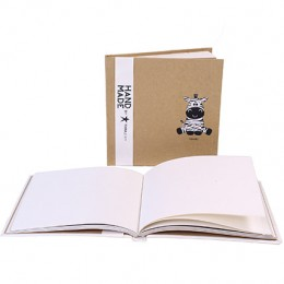 TARAgram Printed Notebook Zebra Design