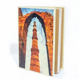 TARAgram Colored Qutub Notebook