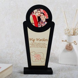 Personalized Trophy For Mom