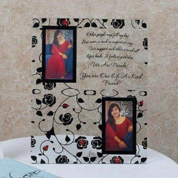 Large Personalised Quotation Photo Frame