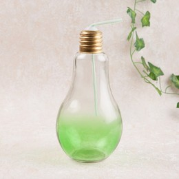 Large Sipper Bulb Green