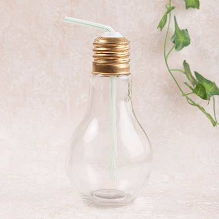 Large Sipper Bulb White