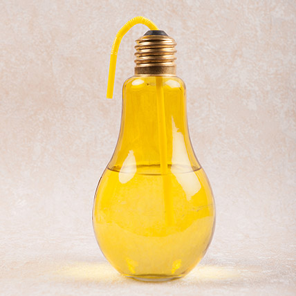 Large Sipper Bulb Yellow