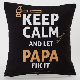 Personalized Cushion For Genius Dad