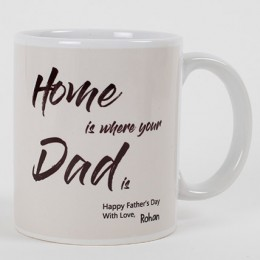 Personalized Mug For Caring Dad
