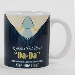 Memorable Personalized Mug For Dad