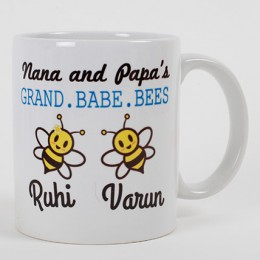 Adorable Personalized Fathers Day Mug