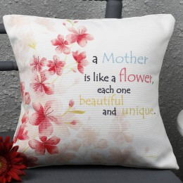 Mothers Day  Blossom Mothers Day Cushion