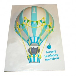 Balloon of Wishes Cake 3kg
