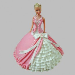 Ultra Style Queen Barbie Cake 2kg