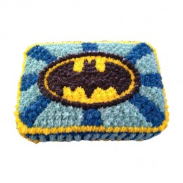 Creamy Love for Batman Cake 1kg