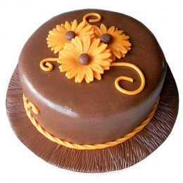 Chocolate Orange Cake 1kg