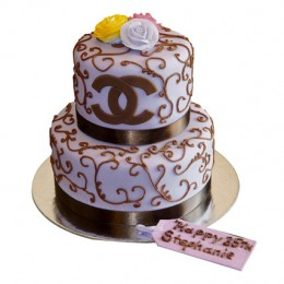 Special Chanel Cake 3kg