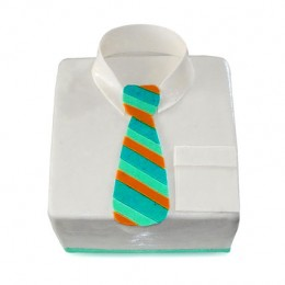 The Green Tie Cake For DAD
