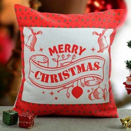 Fancy Christmas Cushion