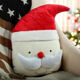 Adorable Santa Christmas Cushion