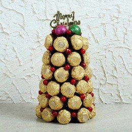 Xmas Rocher Arrangement