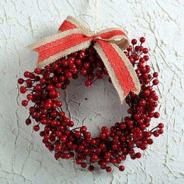 Charming Christmas Wreath