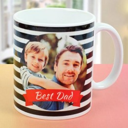 Personalized Mug For Dad