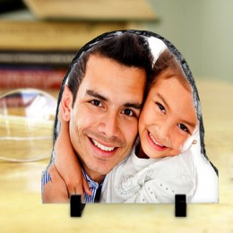Personalized Photo Rock