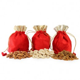 Potli Bags With Goodness of Health