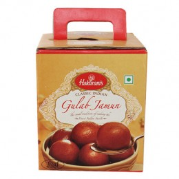 The Tender Gulab Jamun