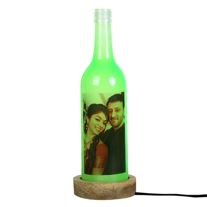 Shining Memory Personalized Lamp