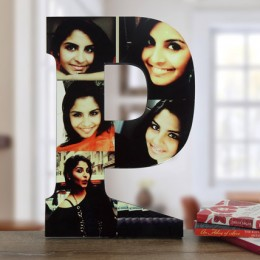 Personalized P Table Top