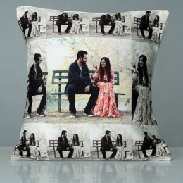 Made With Love Personalised Cushion