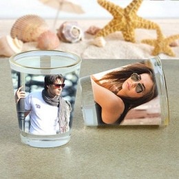 Personalised Couple Shot Glasses