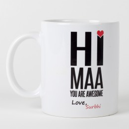 Mothers Day  Personalized Maa Mug