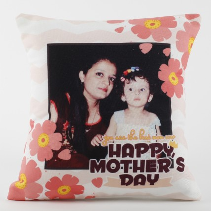 Mothers Day Wishes Cushion