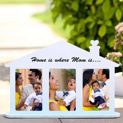 Our Home Personalized Frame