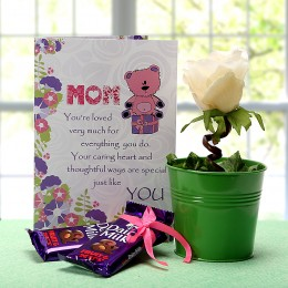 Mothers Day Surprises For Mom