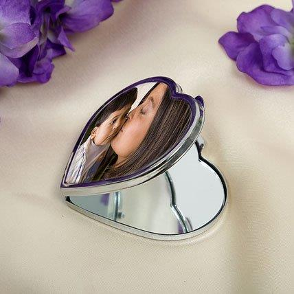 Loving Mother Personalized Mirror