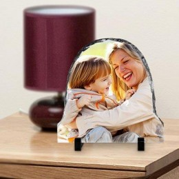 Personalized Photo Rock For Mother