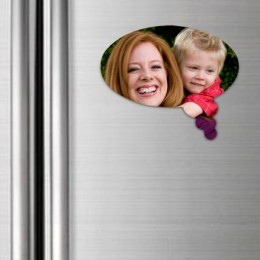 Personalized Fridge Magnet For Moms